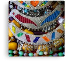 Baubles, Bangles and Beads Canvas Print