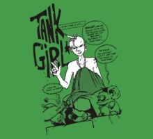 tank girl comic 2 by kennypepermans