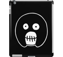 The Mighty Boosh – Black Mask iPad Case/Skin