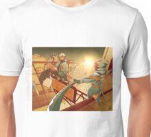 Kinzu and Enika vs 3  Unisex T-Shirt