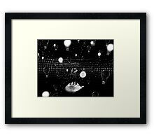 "Bodylandscapes series ""La Main 1/3"" Framed Print"