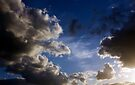 May Storm Clouds Over East Anglia by Darren Burroughs