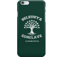 Magic the Gathering: SELESNYA CONCLAVE iPhone Case/Skin