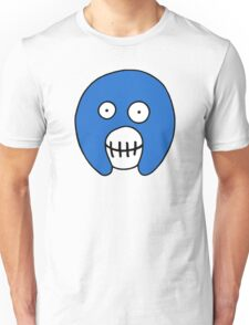 The Mighty Boosh – Blue Mask Unisex T-Shirt