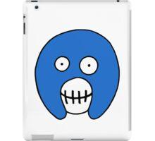 The Mighty Boosh – Blue Mask iPad Case/Skin