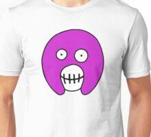 The Mighty Boosh – Purple Mask Unisex T-Shirt