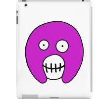 The Mighty Boosh – Purple Mask iPad Case/Skin