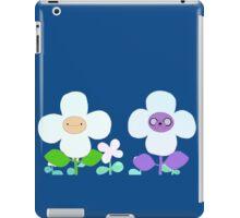 Flower Finn and Jake. iPad Case/Skin