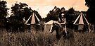 'Shining Knight'  - Gumeracha Medieval Fair  by Gerijuliaj