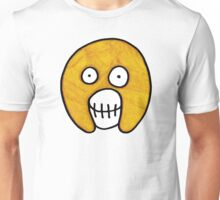 The Mighty Boosh – Dirty Yellow Mask Unisex T-Shirt