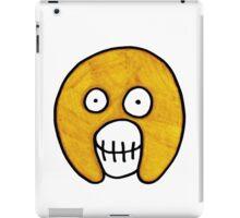 The Mighty Boosh – Dirty Yellow Mask iPad Case/Skin