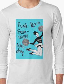 Bikini Kill Punk Rock Feminism Rules Okay! T-Shirt
