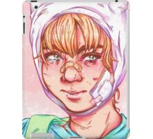 Finn the Human iPad Case/Skin