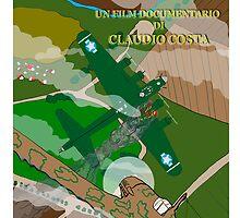 """MOVIE POSTER 9 """"Il cacciatore del cielo"""" by CLAUDIO COSTA"""