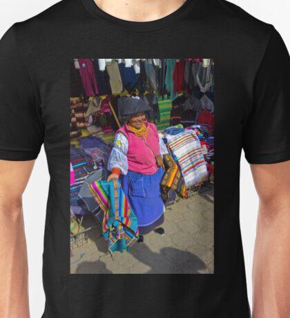 SigSig Saleslady Unisex T-Shirt