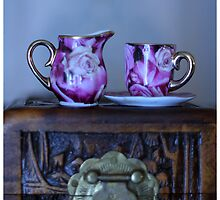 Tea and Roses by WendyJC