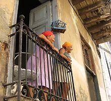 Santiago de Cuba ladies #2 by fionapine