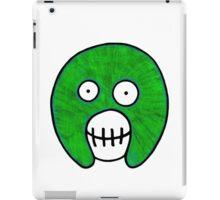 The Mighty Boosh – Dirty Green Mask iPad Case/Skin