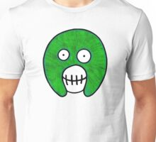 The Mighty Boosh – Dirty Green Mask Unisex T-Shirt