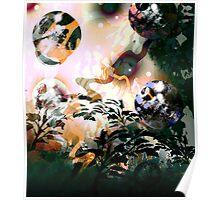 Metallic Spheres 1 Poster