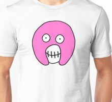 The Mighty Boosh – Solid Pink Mask Unisex T-Shirt