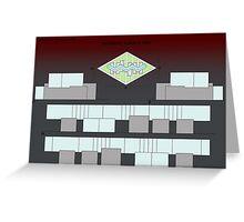 atelier facades Greeting Card