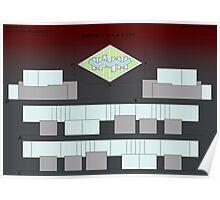 atelier facades Poster