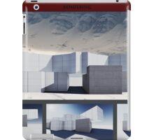 render part 1 iPad Case/Skin