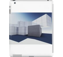 render 3 iPad Case/Skin