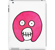 The Mighty Boosh – Dirty Pink Mask iPad Case/Skin