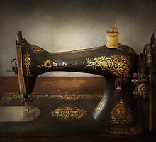 Sewing - Sing a song by Mike  Savad