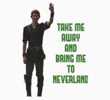 Peter Pan Kids Tee