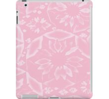 Spring Flowers in Pink iPad Case/Skin