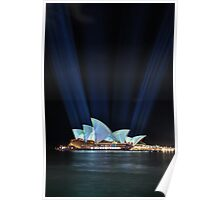 Radiant Opera House Poster