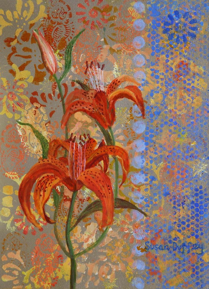 Enchantment Lily by Susan Duffey