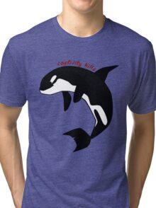 Captivity kills Tri-blend T-Shirt