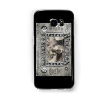 Wolfman K-9 Services Vintage (ver2) Samsung Galaxy Case/Skin
