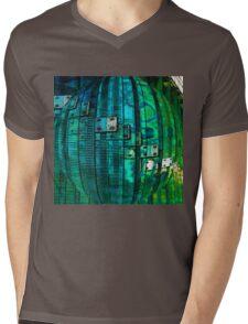 MRI Bubble  T-Shirt Mens V-Neck T-Shirt