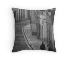 Rúas Throw Pillow