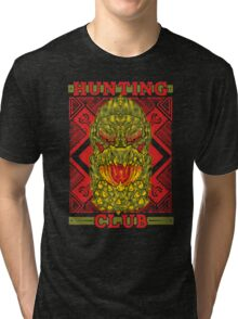 Hunting Club: DevilJho Tri-blend T-Shirt