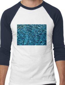 Penguin Pool I Men's Baseball ¾ T-Shirt
