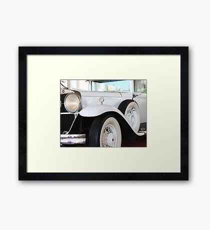 Graceful & Sleek Framed Print