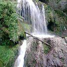 Waterfall in Krushuna, Bulgaria by 3tack