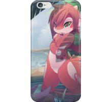 RU and Mako beach fun iPhone Case/Skin