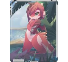 RU and Mako beach fun iPad Case/Skin