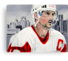 Steve Yzerman Canvas Print