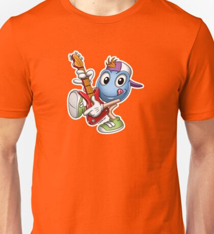 Smiley - Guitar Hero T-Shirt