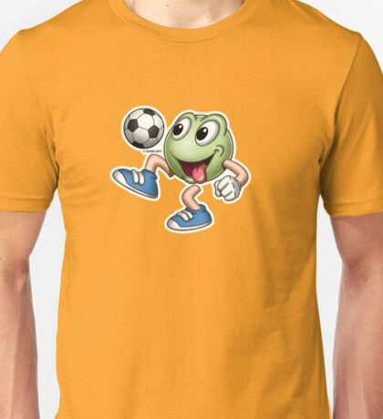 Smiley - Soccerplayer T-Shirt