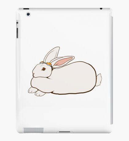 Goggles Bunny iPad Case/Skin
