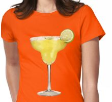 Senorita Margarita! Womens Fitted T-Shirt